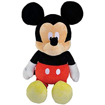 Disney Baby Mickey Mouse Jumbo Plush, 36""