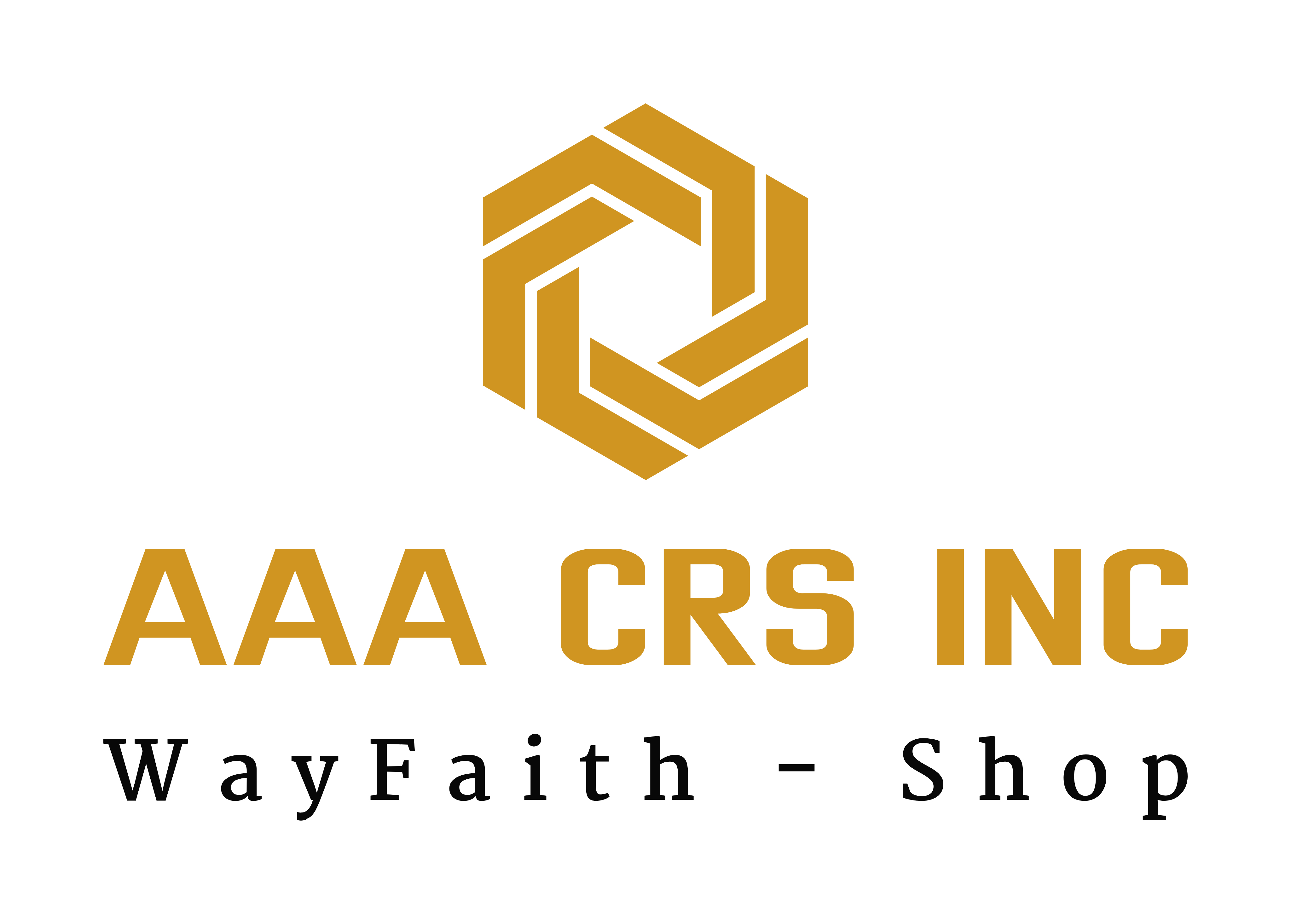 AAA CRS INC, Wayfaith.com - Shop