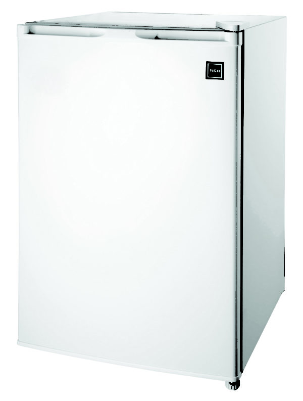 RCA 4.5 Cu Ft Single Door Mini Fridge RFR464, White