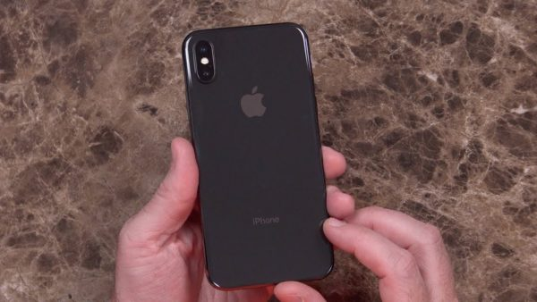 iPhone X 256GB - Space Color Gray (Unlocked)