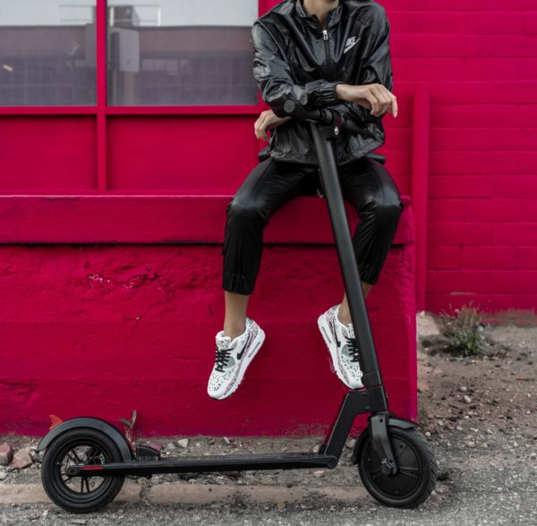 """GOTRAX GXL Commuting Electric Scooter - 8.5"""""""