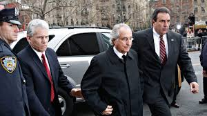 BERNARD MADOFF: THE LARGEST FINANCIAL SCAM OF HISTORY.
