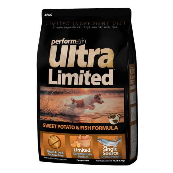 Limited Ingredient Diet Sweet Potato & Fish Formula