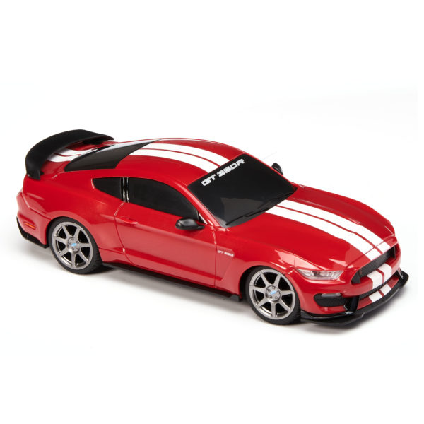 Adventure Force 1:26 Red Mustang GT 350R RC Car