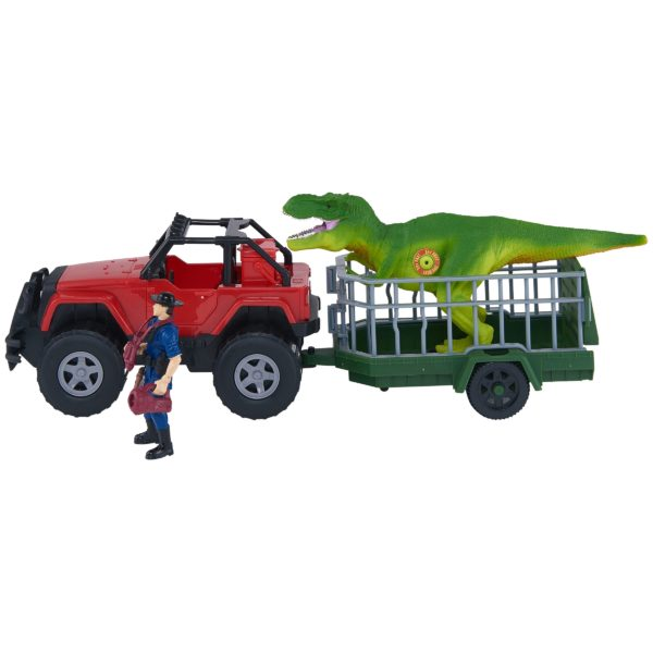 Adventure Force Dinosaur Explorer Play Set