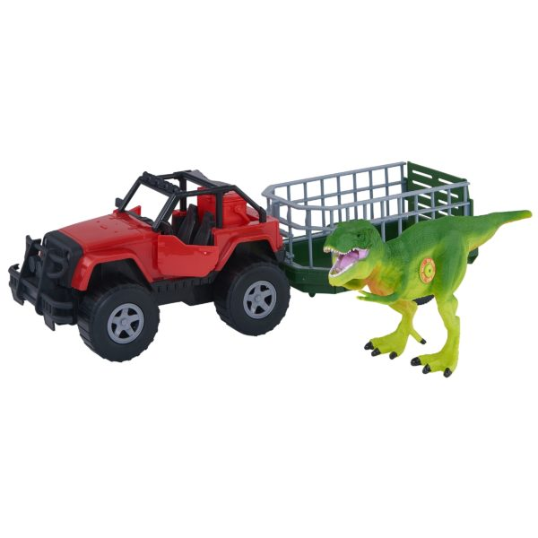 Adventure Force Dinosaur Explorer Play Set