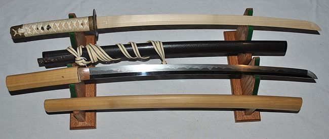 Katana Ancient Japanese Swords